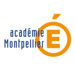 Logo de l'Académie de Montpellier
