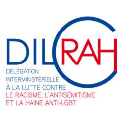 Logo de la DILCRAH