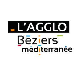 Logo de l'Agglo Béziers Méditerranée